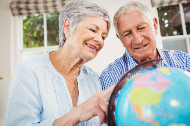 Retirement Travel Planning